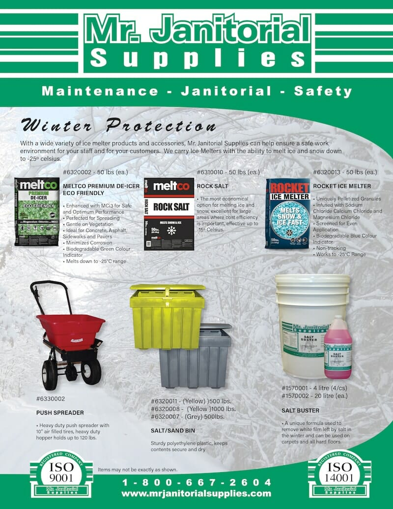janitorial supplies toronto mr janitorial supplies inc seasonal flyers